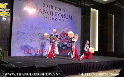 Embedded thumbnail for Múa Xinh tươi Việt Nam